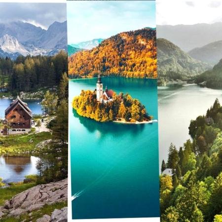 Eslovenia - un viaje de ensueño a la naturaleza