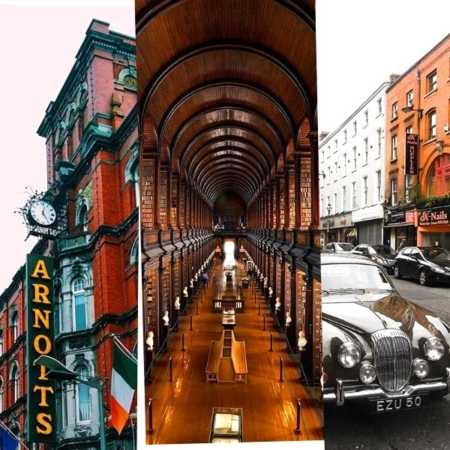 Crazy Town Dublin - Día de San Patricio, Phoenix Park & 770 Pubs!