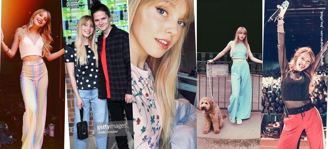 Lina Larissa Strahl: Music star, actress, influencer, multi talent!