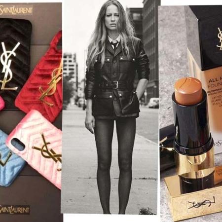 Yves Saint Laurent es mucho más que bolsos chic, lápices labiales y gafas de sol