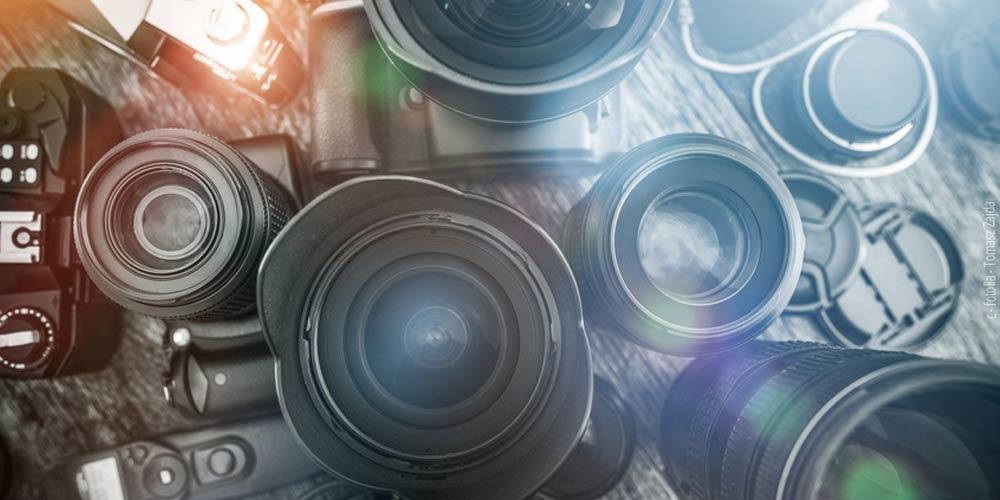 Distancia focal y lente - ¿Cuándo debo usar qué lente?
