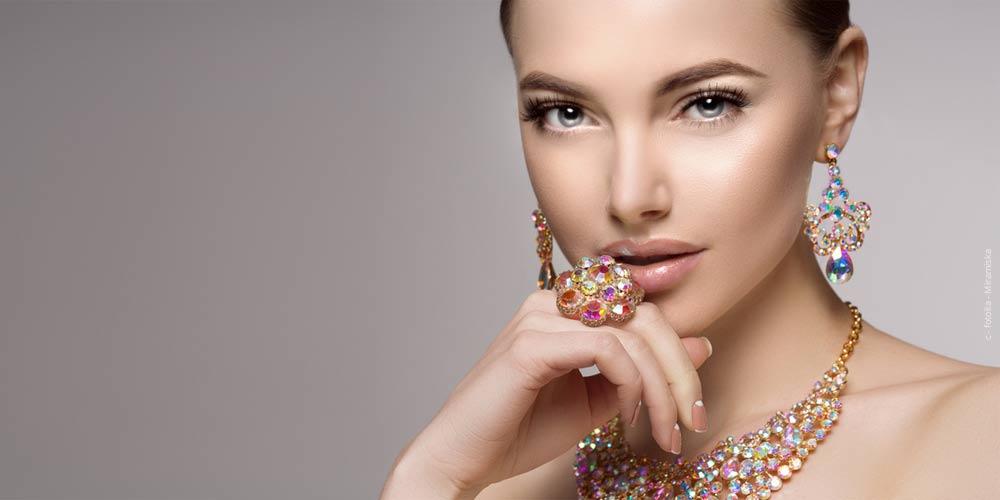 Fotografía de joyas y accesorios: Cuadros como el de la joyería