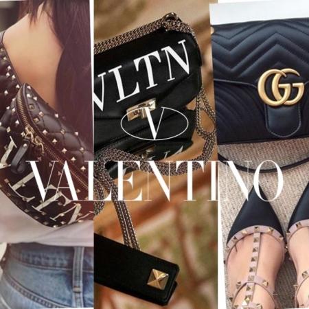 Valentino Garavani - bolsos & lujo