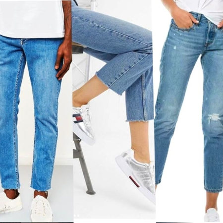 Nunca se pasa de moda - Jeans