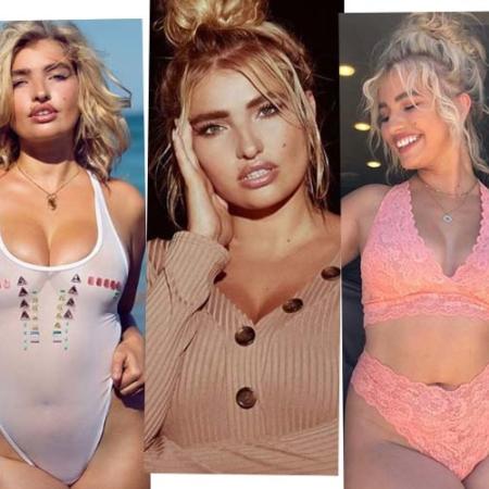 Sarina Nowak - Del infeliz Modelo medio al exitoso Modelo Curvy