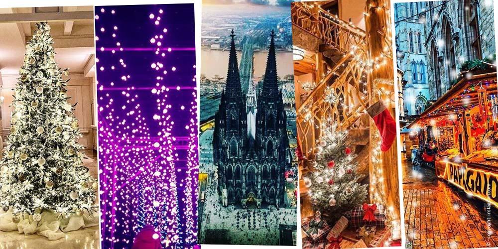 Eventos de Navidad en Colonia y sus alrededores 2018 - Los 8 Mejores