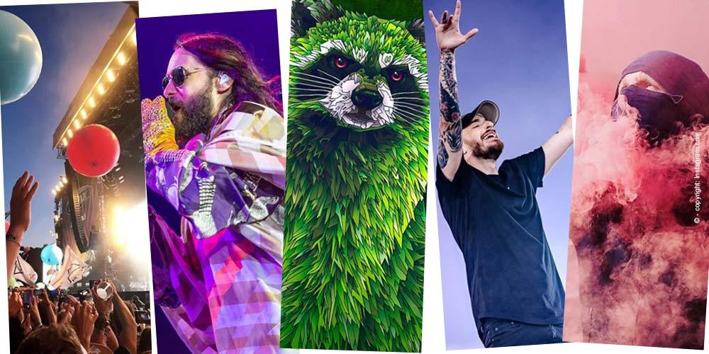 Festivales de Rock: Hurricane y Rock am Ring