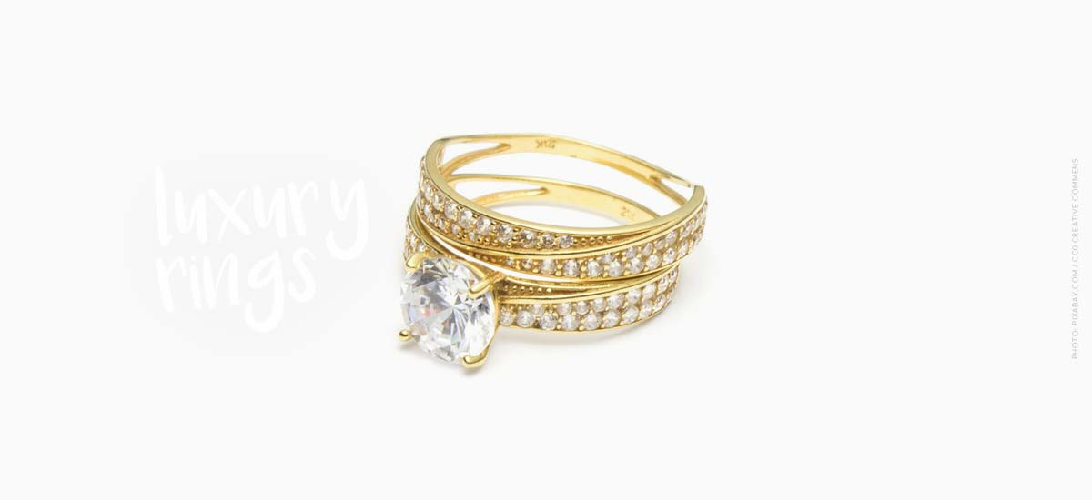 Bling Bling: Luxury Rings for every Occasion
