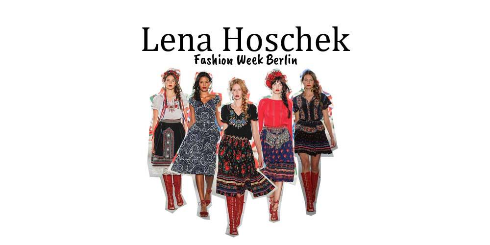 Lena Hoschek X Fashion Week Berlin 2019
