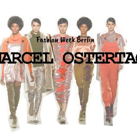 Marcel Ostertag X Fashion Week Berlin