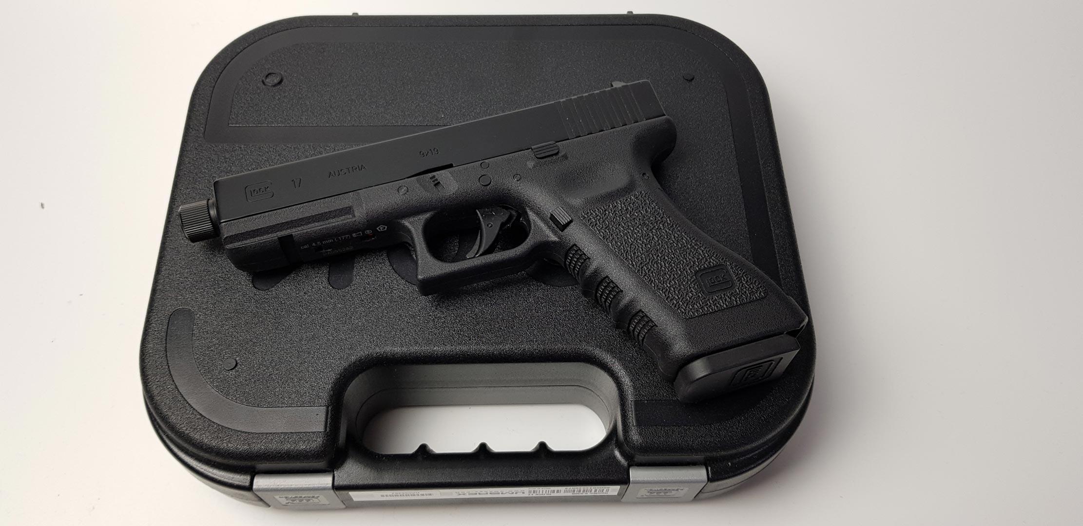 Glock 17 Blowback Co2 Pistole Kaufen Erfahrungen Und Schusstest Fiv Magazin
