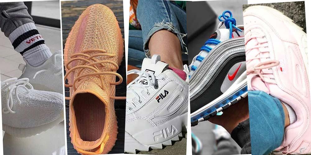 Zapatos para la vida cotidiana: Cómodos y a la moda - las mejores zapatillas 2019