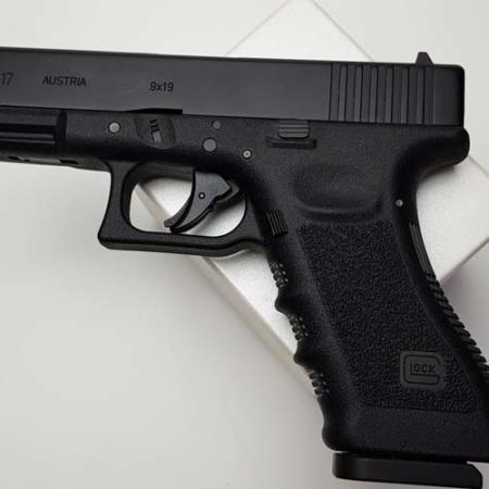 Comprar la pistola Glock 17 Blowback CO2 - Revisión y prueba de tiro