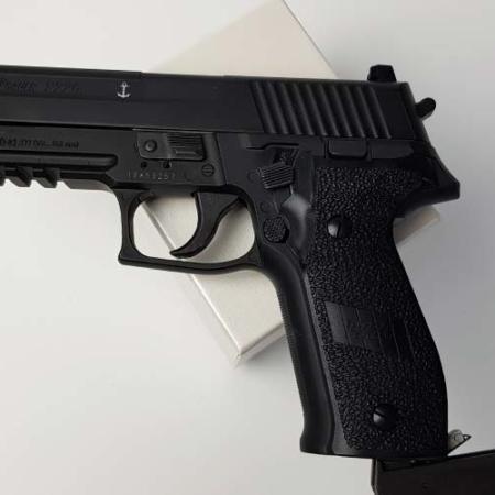 Compra de la pistola de CO2 Blowback P226 de Sig Sauer - Revisión y prueba de tiro
