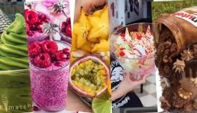 Los desafíos alimentarios más locos – Alimentos virales