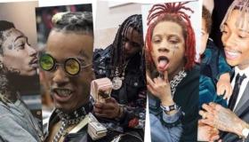 Khalid, Wiz Khalifa y Lil Wayne – debes conocer a estos raperos.