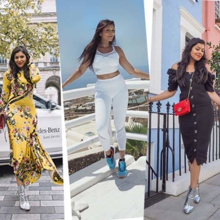 Entrevista a Bonnie Rakhit:  Blogger de Moda y Viajes de Londres