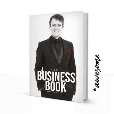 The Business Book: Start Up Found, Business Plan & Pitch - Book Recommendation