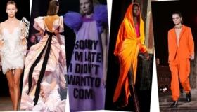 Semana de la Moda de París Haute Couture Otoño/Invierno 2019: Resumen