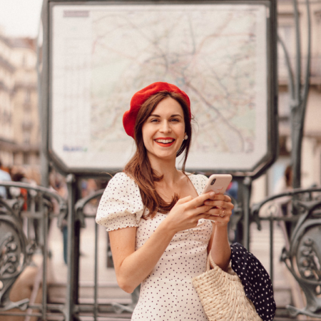 Intervista esclusiva d'autunno con l'elegante influencer parigino Daphné Moreau - Moda, bellezza e stile di vita