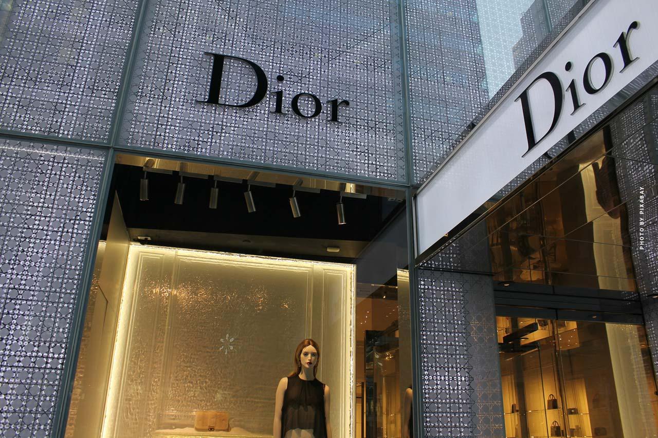 Christian Dior - diseños atemporales hasta las más exquisitas fragancias