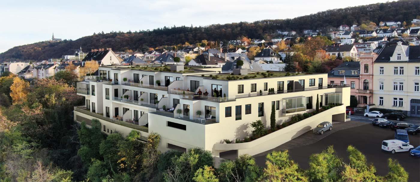Inversión inmobiliaria Frankfurt am Main: Inversión en el cinturón de bacon