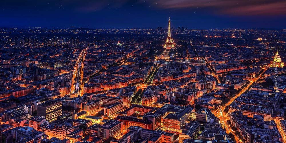 Vacaciones en Francia - todo sobre hoteles, camping & visitas turísticas