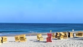 Vacaciones en el Mar del Norte: vistas, apartamentos y casas de vacaciones, campings y Co.