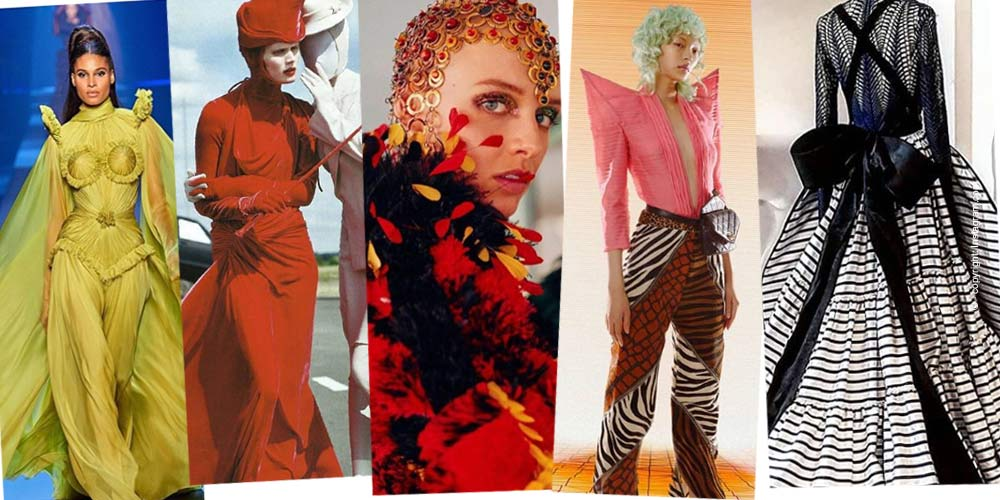 Retrato: Jean Paul Gaultier - diseñador de perfumes y ropa