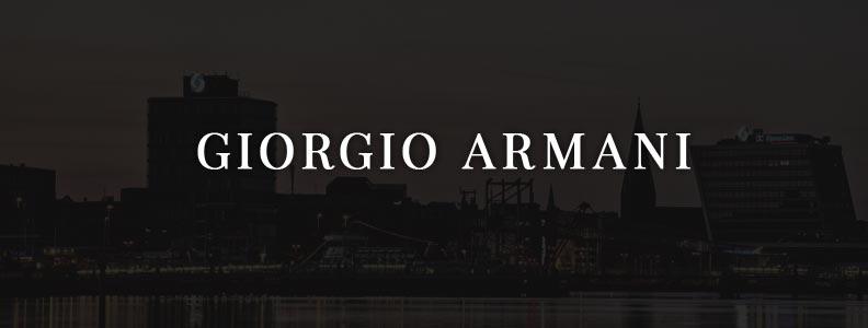 Giorgio Armani Reloj, Perfumes y Trajes: Elegancia Única