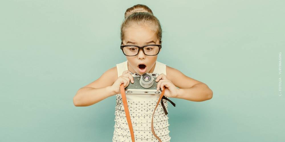 Consejos para hacer fotos bonitas con niños: exposición, telón de fondo y demás.