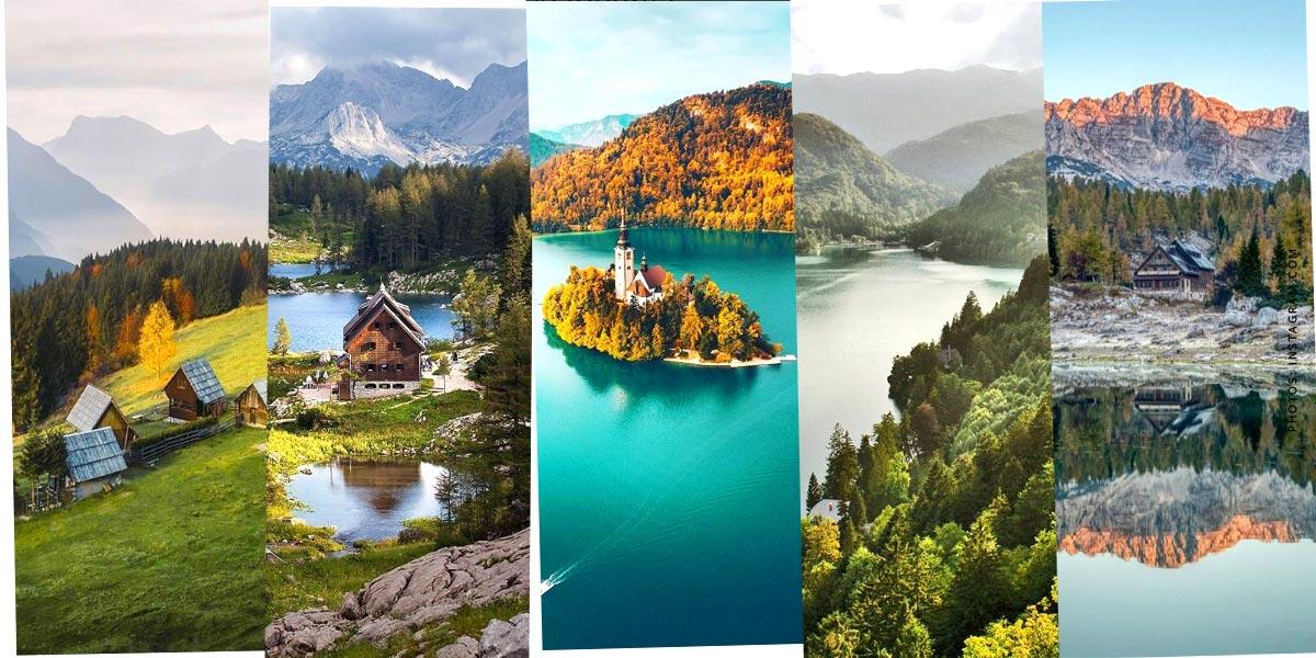 Vacaciones en Suecia - naturaleza pura y vacaciones en la ciudad en el norte de Europa