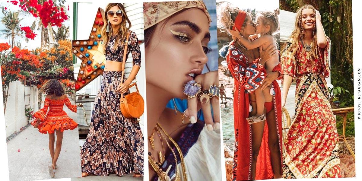Festivales: El look perfecto - accesorios, ropa, zapatos