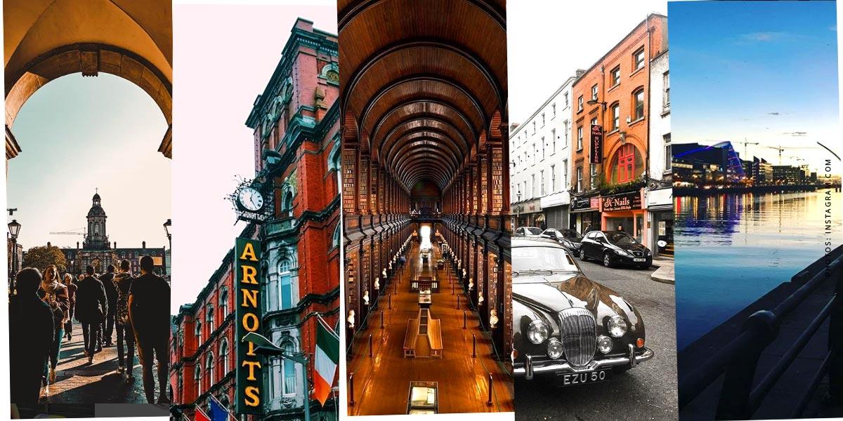 Irlanda: Lugares de interés, clima y camping - Viaje de ida y vuelta en la naturaleza
