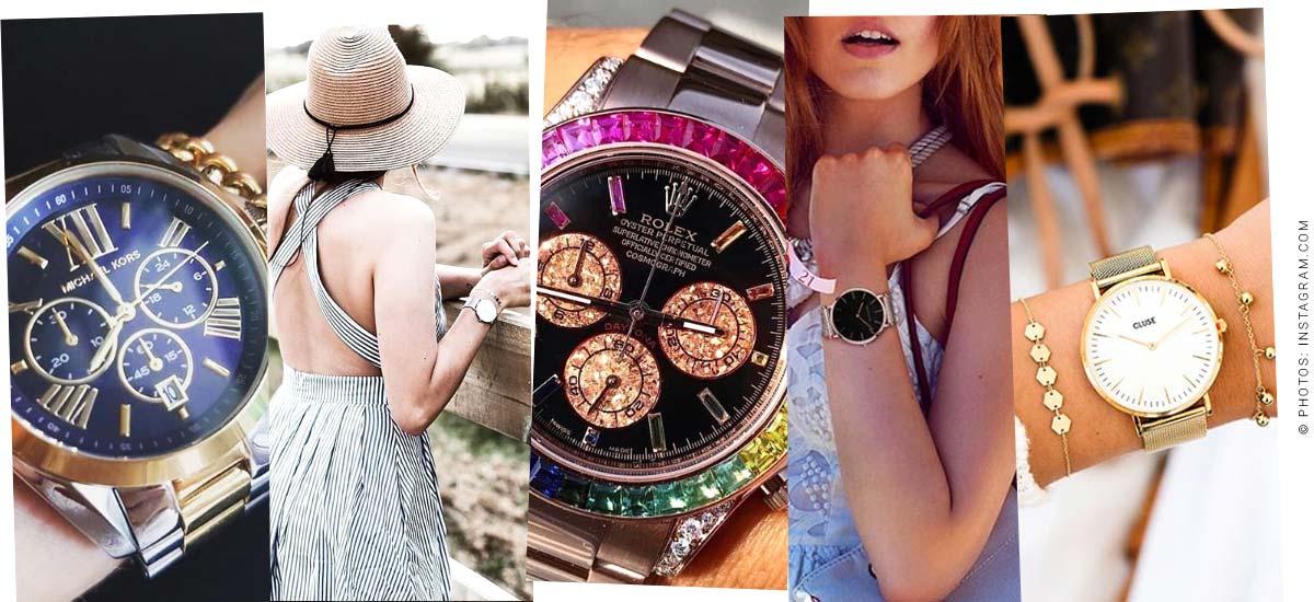 Relojes de lujo para damas