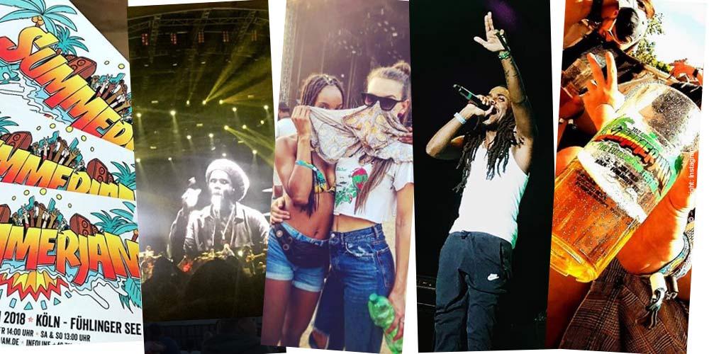 El Festival de Reggae de Alemania - Summerjam