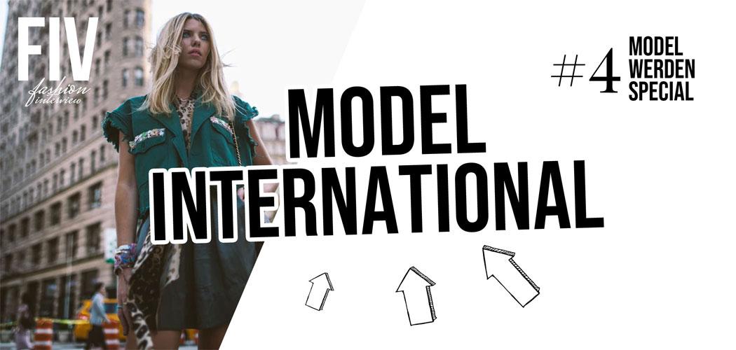 Modelado internacional: Nueva York, Londres, París - Conviértete en un Modelo Especial #4