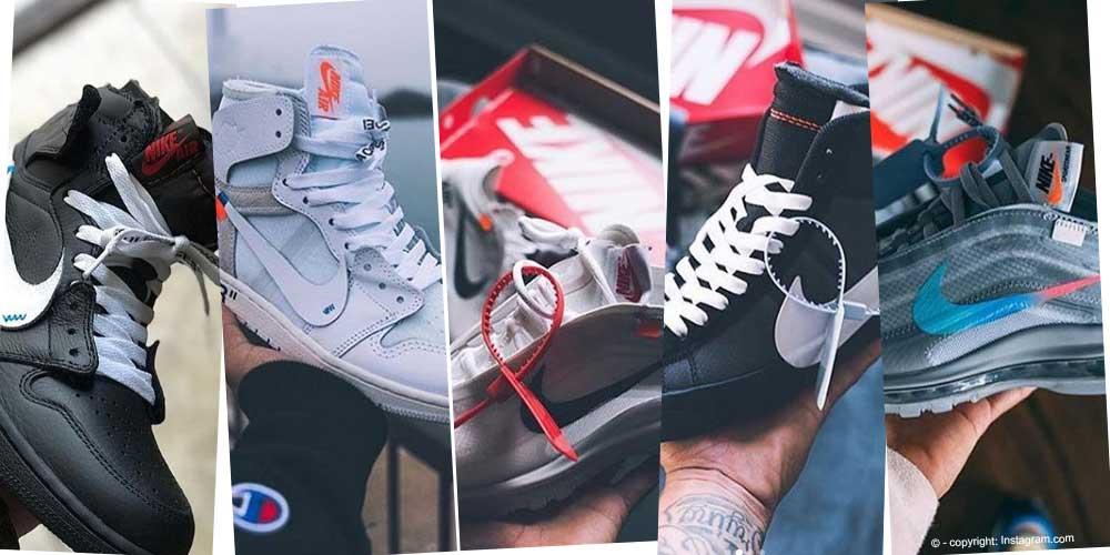 Tendencias de zapatillas: zapatillas de deporte & modelos - Vans, Nike, Reebok & Adidas