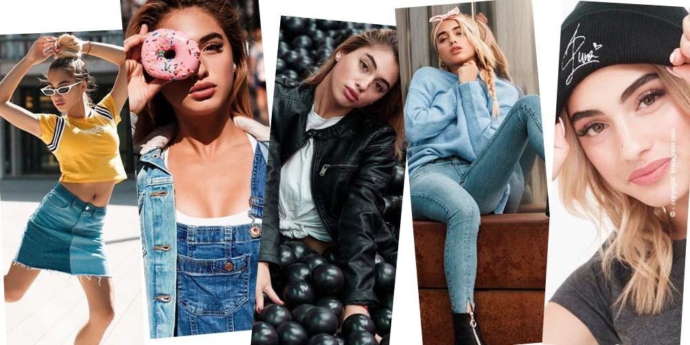 Luna Farina: De las chicas WG a La Voz