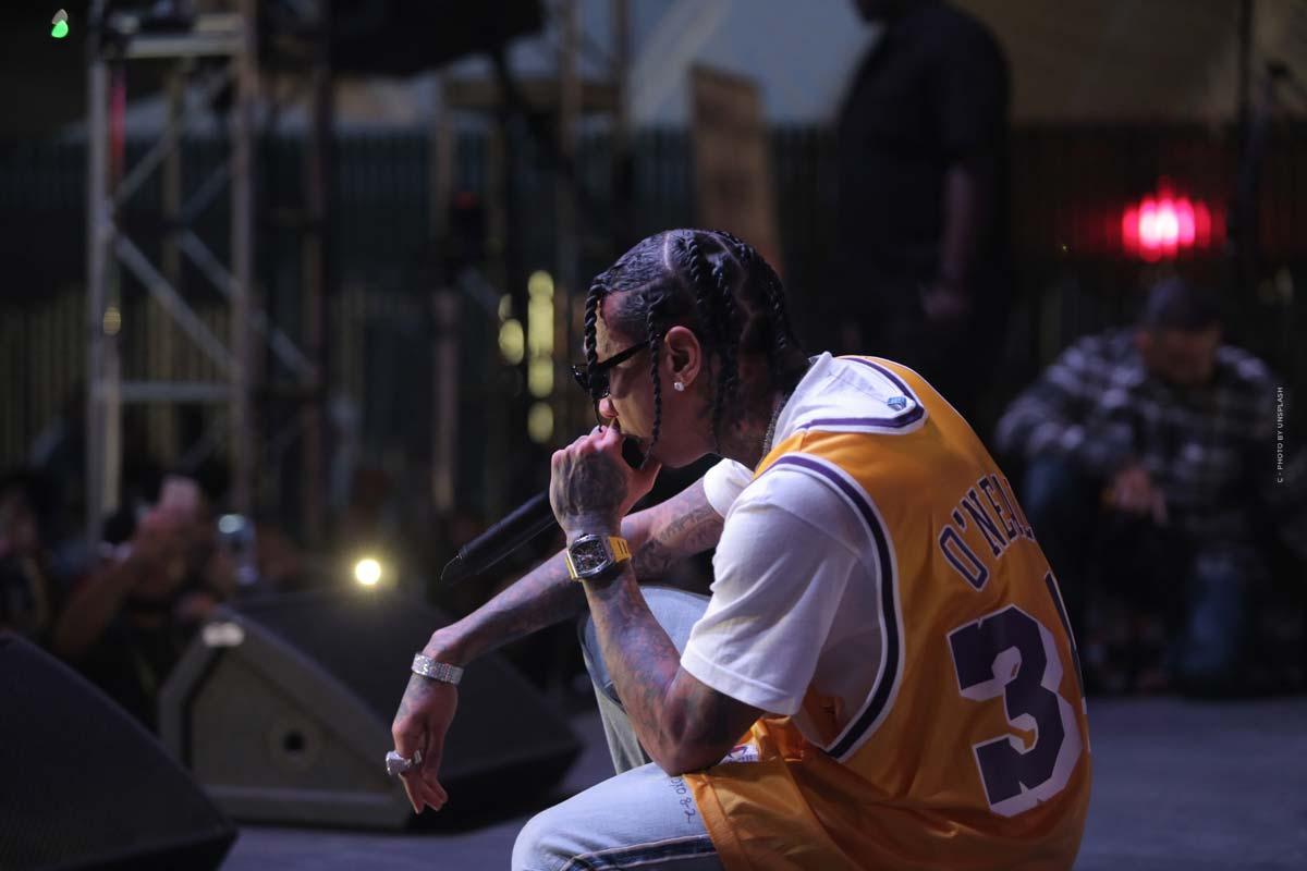 Tyga - rapero estadounidense con éxito internacional