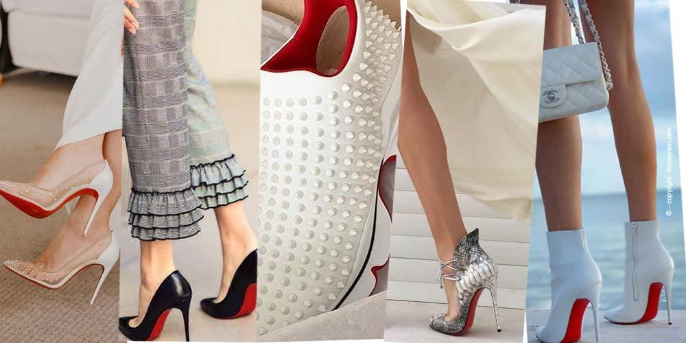 Louboutin: El zapato con suela roja
