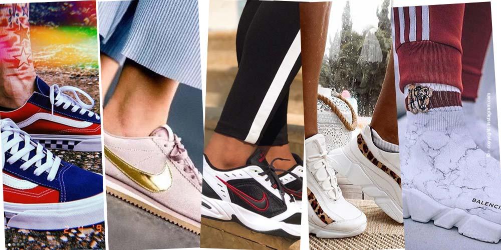 Zapatos de compras en línea: Tendencias para mujeres y hombres 2019