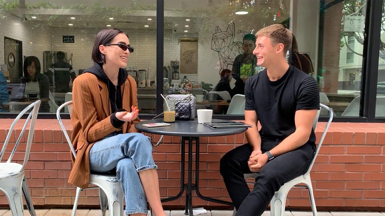 Entrevista exclusiva con Brittany Xavier de Los Angeles sobre Moda, Estilo de Vida y Belleza
