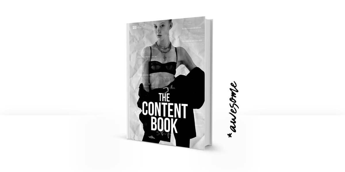 El libro de contenido: Escribir buenos textos SEO - Libro de Recomendación