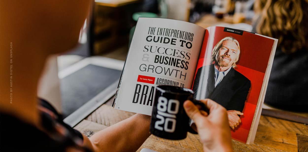 Gana dinero: Aprender de los mejores - Los 5 mejores emprendedores