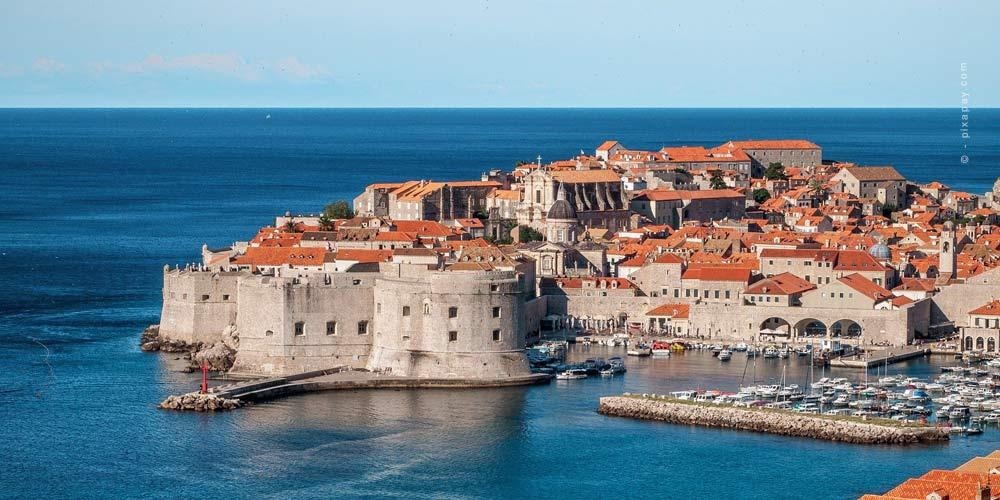 Croacia: Lugares de interés, casas de vacaciones y camping - Consejos de viaje para sus vacaciones