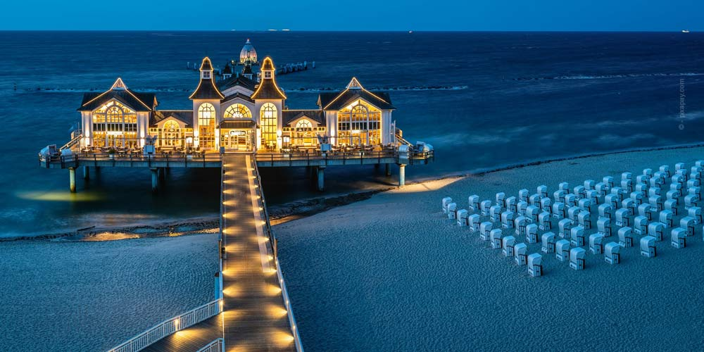 Vacaciones de uso: Visitas turísticas, apartamentos de vacaciones & Camping - Viajes para la isla del Mar Báltico