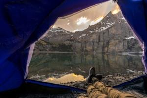 Living & Sleeping XXL: Camping en tiendas, caravanas y autocaravanas