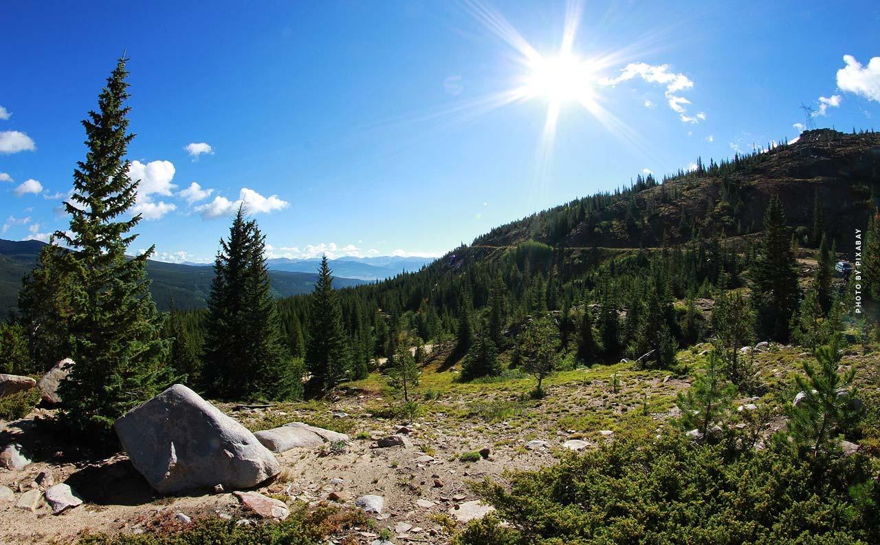 Vacaciones en Córcega: camping, visitas y playas - ida y vuelta en ferry