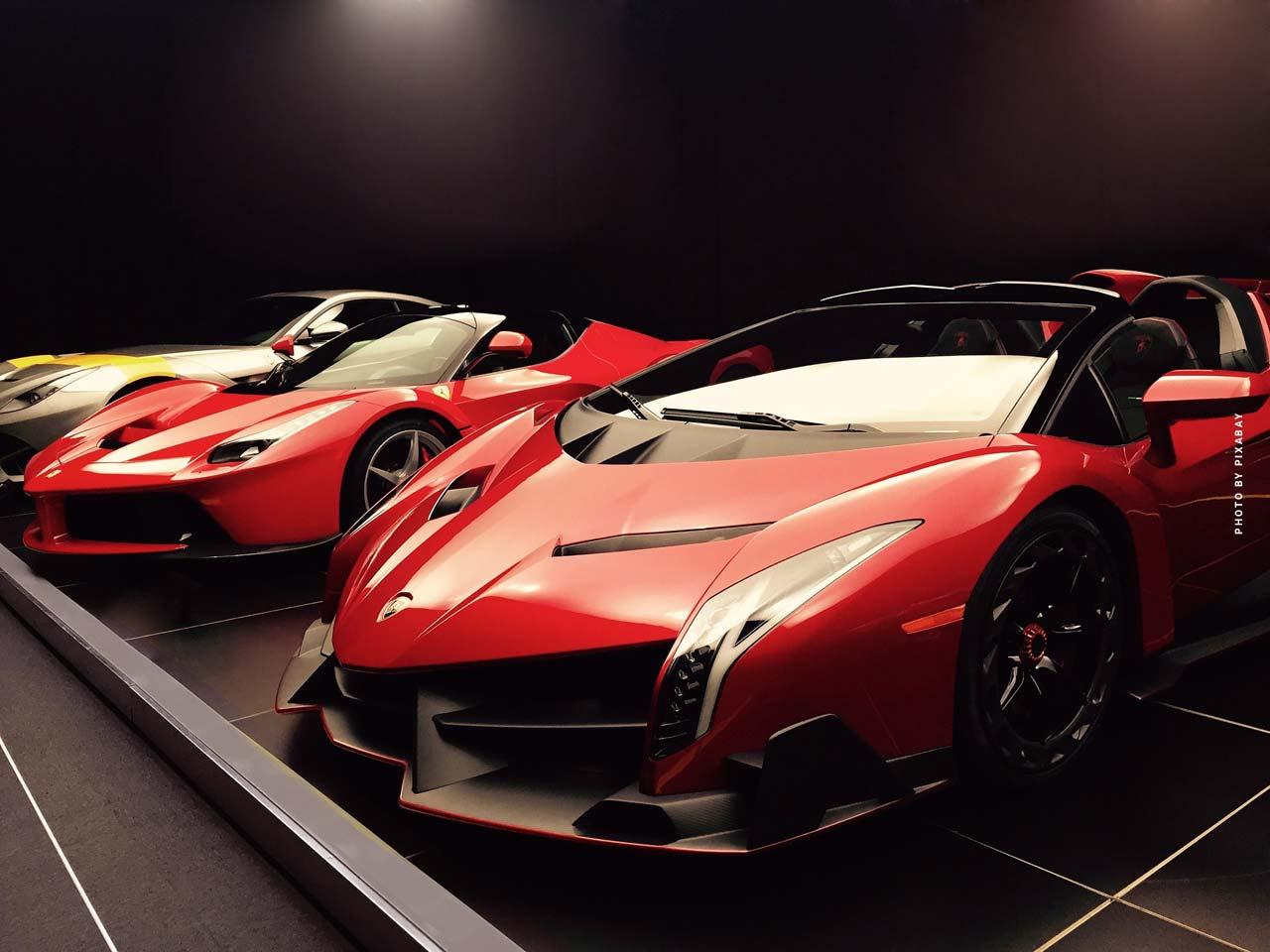 Compra Ferrari como una inversión de capital: Los modelos más caros de Ferrari